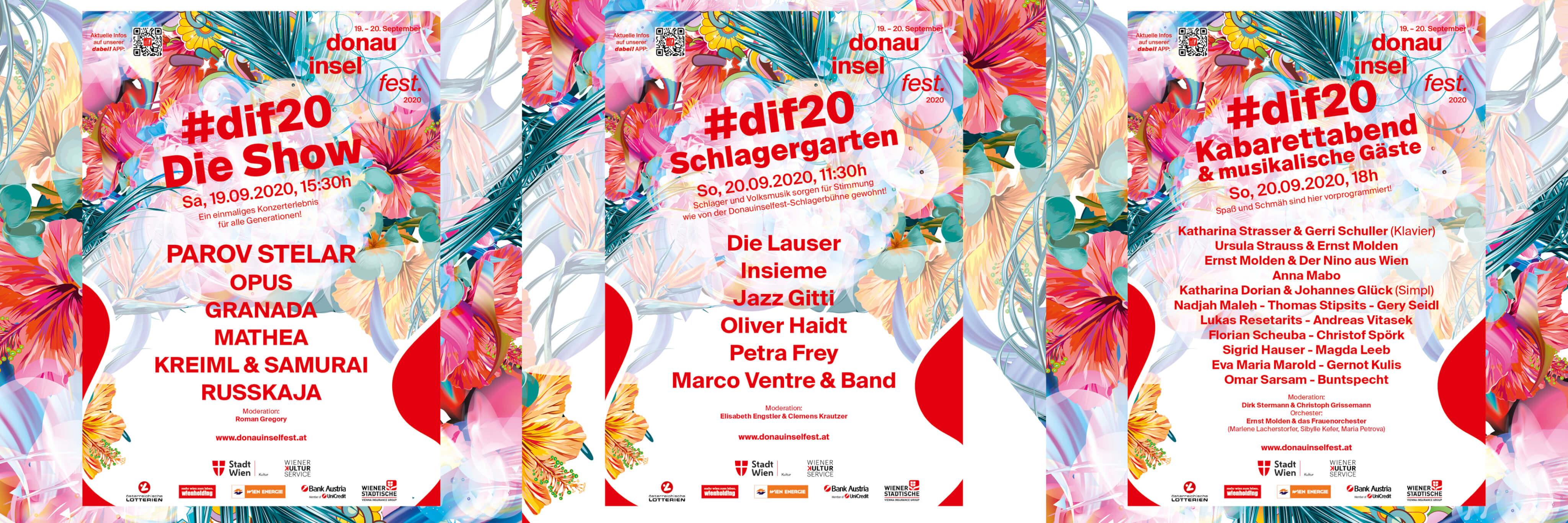News Donauinselfest 2020 Vom 18 20 September 2020