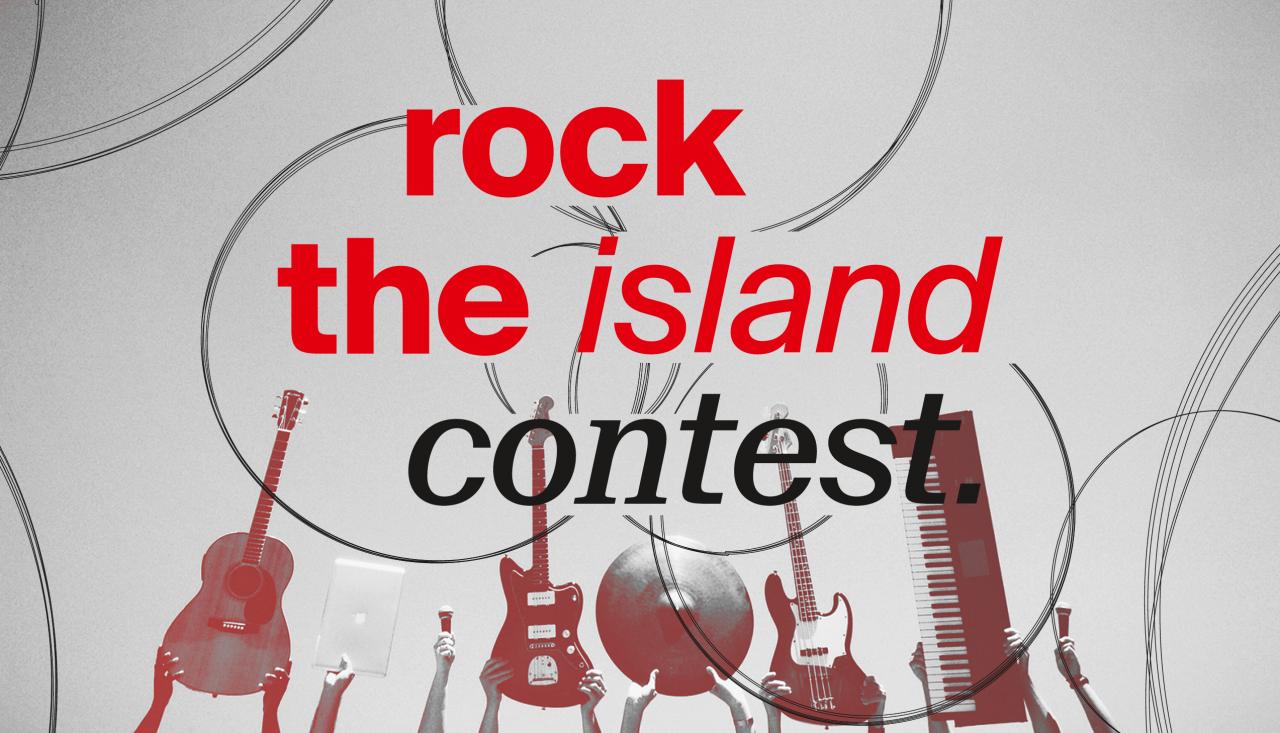 #dif21: Jetzt bewerben für den Rock The Island Contest